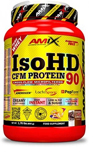 Iso HD 90 CFM Protein, Moca Chocolate Café - 800 g