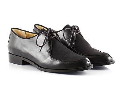 bf6096306d993 Amazon.com   Bourgeois Boheme Jessica Lace-Up Vegan Dress Shoe in ...