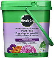 Miracle-Gro 2756310 Water Soluble Bloom Booster Plant Food 15-30-15 1.5Kg