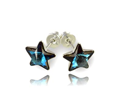 Ohrringe madchen stern