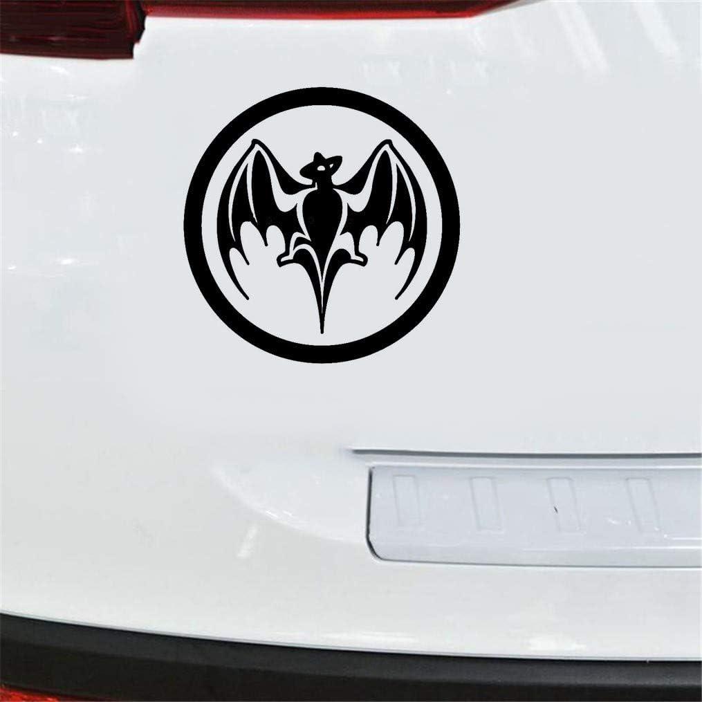 Pegatinas Niños Coche Bacardi Ron Vampire Bat Kayak ...