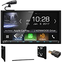 Kenwood DVD Bluetooth Receiver Android/Carplay/USB For 1998-2001 Ford Explorer