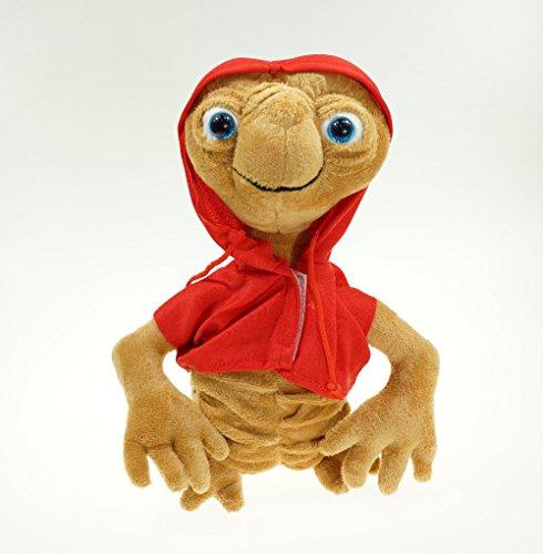 E.T Plush Toy 25 cm 1 pcs/set E.T the Extra-Terrestrial Doll with clothe et plush collection Toy