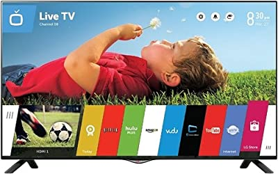 LG 49UB8200 49-inch LED Smart 4K Ultra HDTV - 3840 x 2160 (Certified Refurbished)