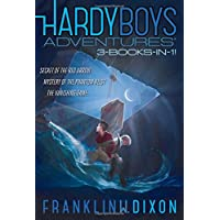 Hardy Boys Adventures 3-Books-in-1!: Secret of the Red Arrow; Mystery of the Phantom Heist; The Vanishing Game