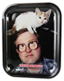 Trailer Park Boys Rolling Tray - Bubbles Kitty (13.5'' x 10.75'')