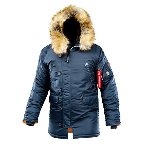AIRBOSS-Mens-Parka-N-3B-Winter-Parka-Warm-winter-coat-with-hood-for-cold-weather