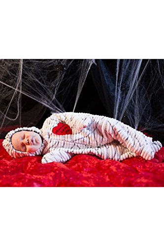 Princess Paradise Baby's Mummy Loves Me Deluxe Costume, As Shown, 0/3M by Princess Paradise (Image #3)'