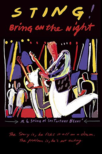 Sting: Bring On the Night by Universal Music