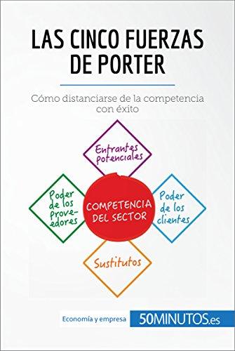 Las cinco fuerzas de Porter: Cómo distanciarse de la competencia con éxito (Gestión y Marketing) (Spanish Edition)