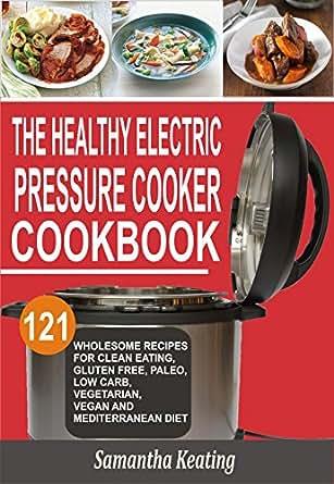 healthy pressure cooker recipes pdf