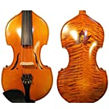 Baroque Style SONG Brand Beautiful Master 15 1/2 '' Viola of Concert #9621