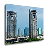 Ashley Canvas, Beautiful View Of Honolulu Hawaii United States, Home Decoration Office, Ready to Hang, 20x25, AG6409534