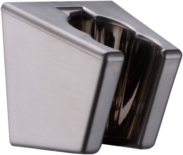 Wall Mount Shower Head Holder Seat Bathroom Sprinkler Head Fixed Bracket FG