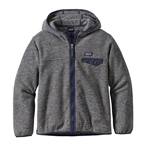 patagonia hooded fleece - 3