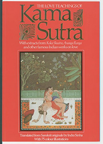 The Love Teachings of Kama Sutra: With