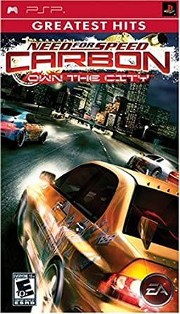 Amazon Com Need For Speed Carbon Own The City Greatest Hits