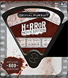 USAOPOLY Quick Play Trivial Pursuit: Horror Movie Edition, Questions from Classic Horror Films,...