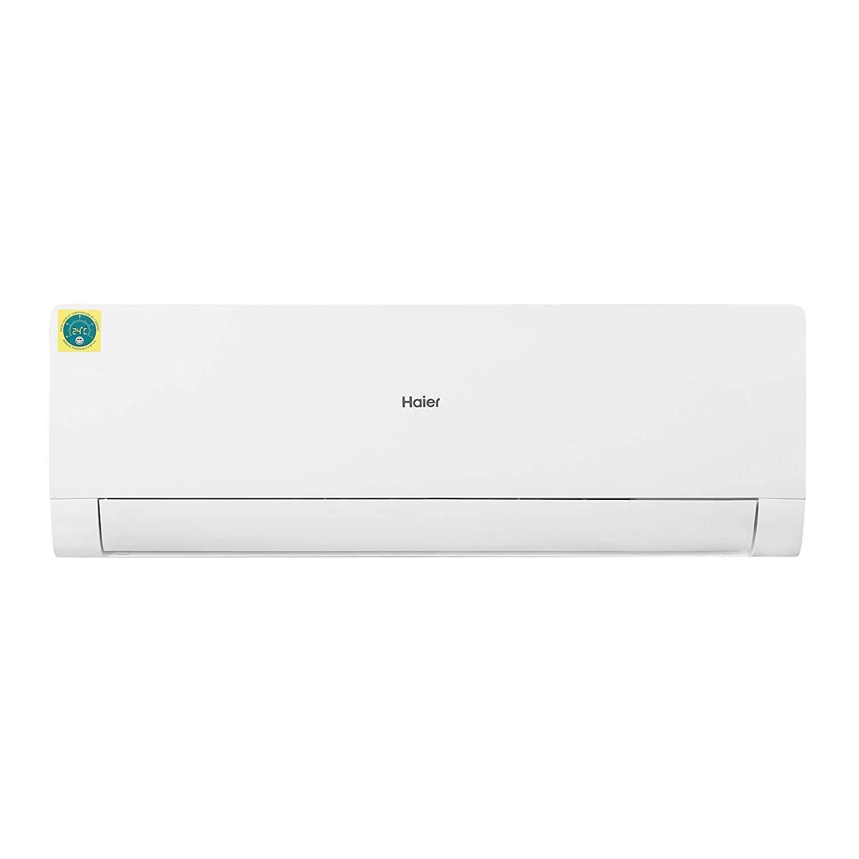 Haier 1.5 Ton 3 Star Inverter Split Air Conditioner (Copper, HSU-18NMW3A, White)