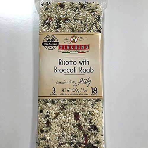 Tiberino's Real Italian Meals - Risotto w Broccoli Raab by Tiberino