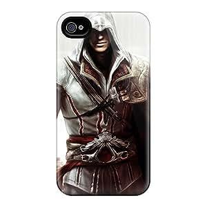 Excellent Design Assassins Creed Iii Phone Cases Iphone 4/4S Premium Cases