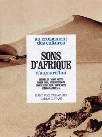 Au Croisement Des Cultures...Sons D 'Afrique D'Aujourd'Hui P/V/G