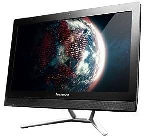 """Lenovo C365 - Ordenador de sobremesa All-in-One (pantalla táctil de 19.5"""", AMD E1 2500, 2 GB de RAM, 500 GB, Windows 8), negro"""
