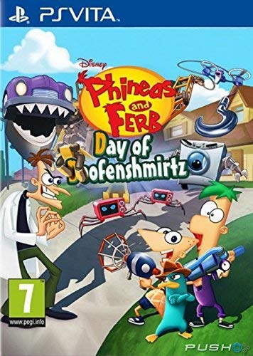 Phineas and Ferb: Day of Doofensmirtz (Playstation Vita)