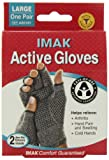 IMAK Active Gloves, Large, 1 Pair