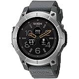 Nixon 'Mission' Smartwatch, Color:Grey (Model: A1167-2101)