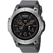 Nixon 'Mission' Smartwatch, Color: Grey (Model: A1167-2101)