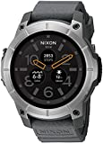Nixon 'Mission' Smartwatch, Color: Grey (Model: A1167-2101)