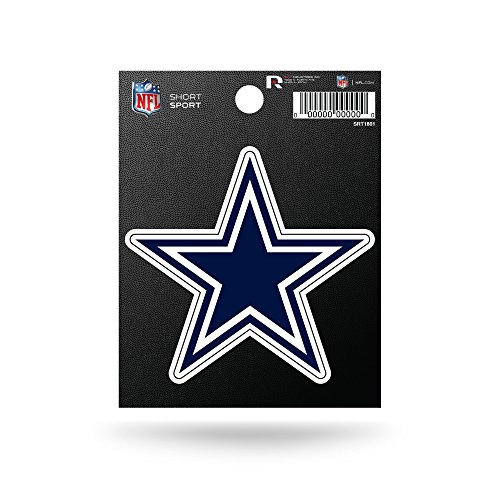 NFL Dallas Cowboys Die Cut Team Logo Short Sport Sticker for sale  Delivered anywhere in Canada