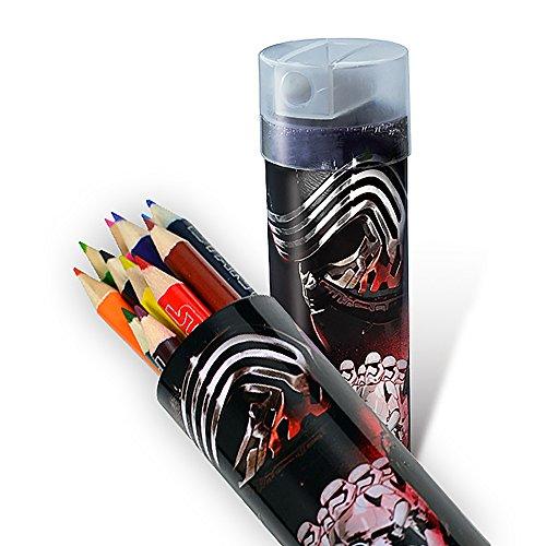 Star Wars Färbung Bleistifte Und Anspitzer