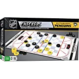 Master Pieces NHL Pittsburgh Penguins Team Checkers