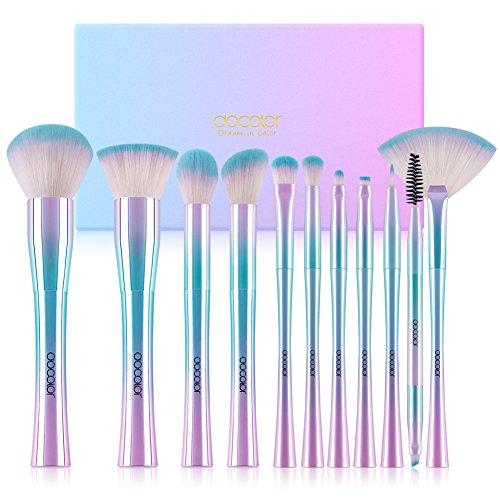 amazon com docolor makeup brushes 11pcs fantasy makeup brush set
