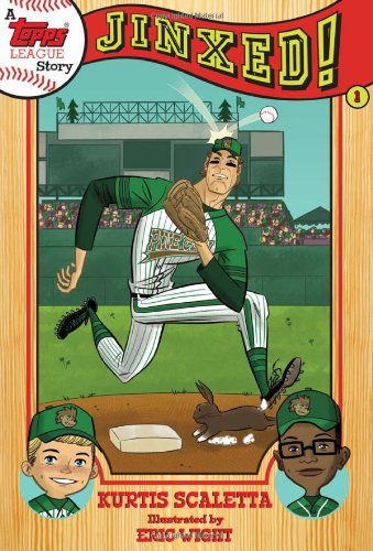 A TOPPS League Book: Book One: Jinxed! by Harry N. Abrams