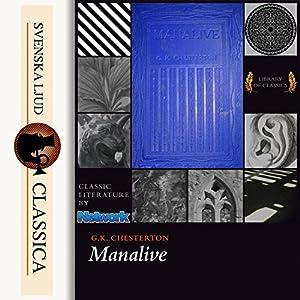 Manalive Audiobook