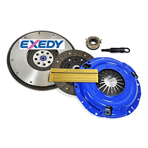EF STAGE 1 CLUTCH KIT with Flywheel FOR SUBARU IMPREZA FORESTER LEGACY 2.5 N/T (1 Stage Racing Clutch)
