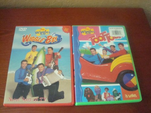 Wiggles-Toot Toot/Wiggles Bay DVD ()