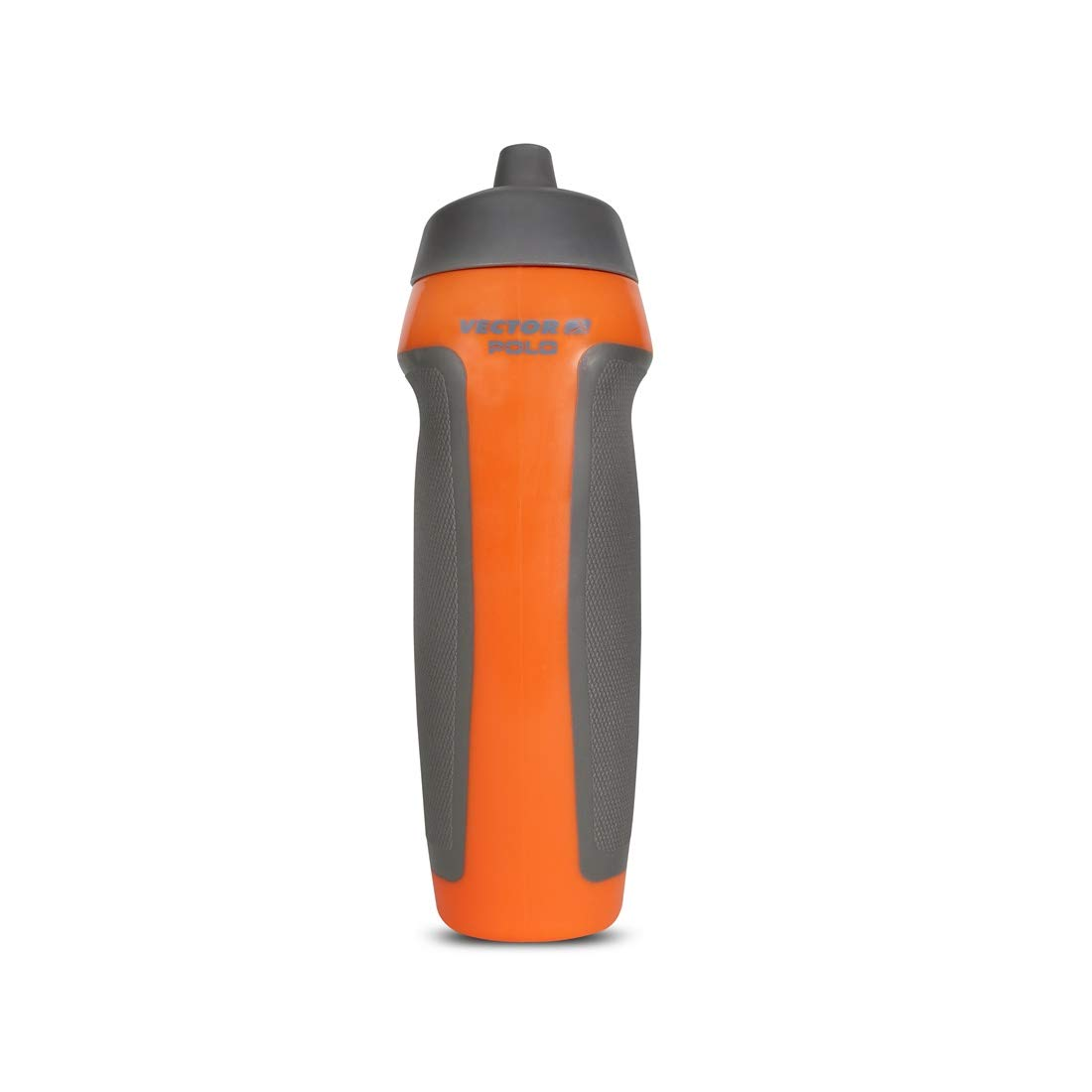 Vector X Polo Sipper 600ml (Grey-Orange)