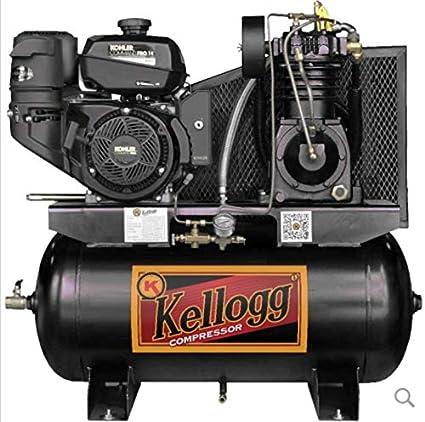 Amazon com: Kellogg American, 14 hp Kohler, 30 Gallon Truck