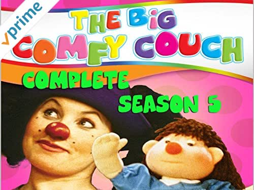 The Big Comfy Couch - The Complete Fifth Season
