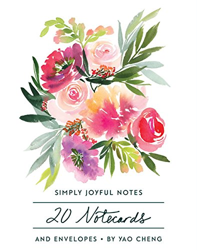 Simply Joyful Notes: 20 Notecards and Envelopes