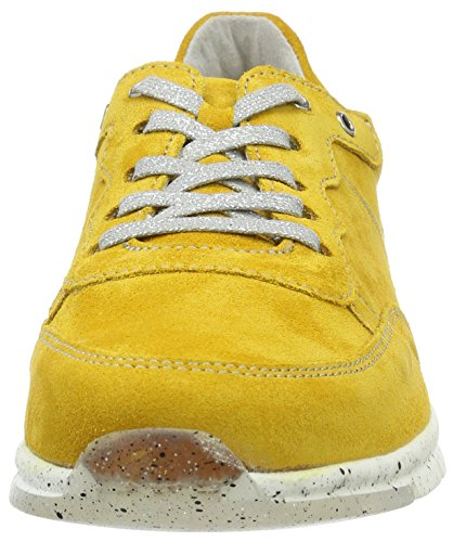 Romika Amarillo Zapatos para Brogue de Safran 18 Tabea Mujer Cordones wrHTx8wEq