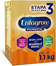 Enfagrow Premium Promental Etapa 3 Alimento a base de leche fortificado para Niños Mayores de 12 Meses Caja de