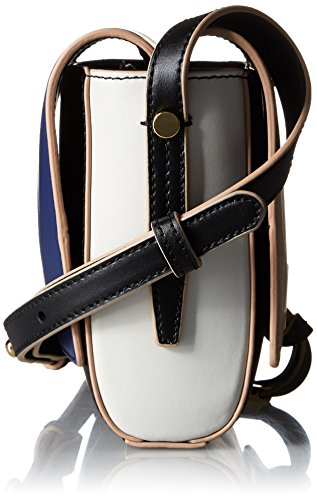Cadet Block Ivanka Flap Trump Double Block Claudia Color Crossbody Color Cadet 1XqT1w