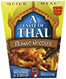 Grocery - A Taste of Thai Peanut Noodles Quick Meal, 5.25-Ounce Boxes (Pack of 6)