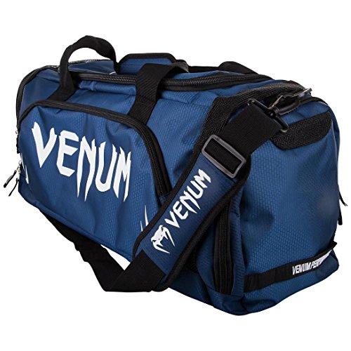 Venum Trainer Lite Sport Bag - Navy - Bag Boxing Mesh Gym