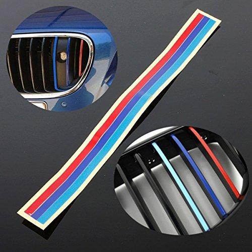 Price comparison product image Grille Vinyl Strip PVC Sticker Decal For BMW M3 M5 E36 E46 by Pinez